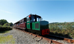 Waterford & Suir Valley Railway: